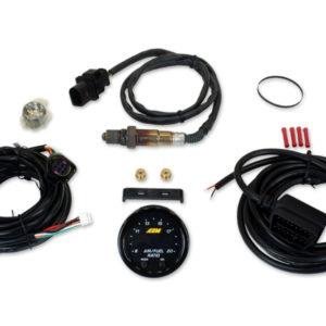 AEM X-Series OBDII Wideband UEGO AFR Sensor Controller Gauge