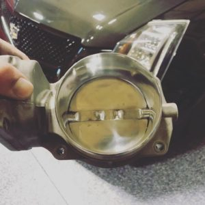 BLP Throttle Body Porting
