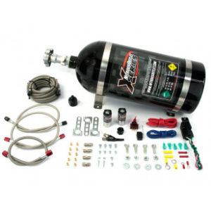 NITROUS OUTLET X-SERIES GM EFI SINGLE NOZZLE SYSTEM (10lb Bottle) 22-81000