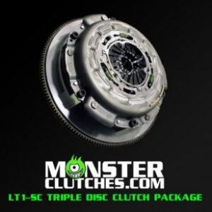 MONSTER CLUTCH LT1-S TRIPLE DISC C7 CORVETTE – MCLT1TRSC7