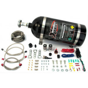 NITROUS OUTLET X SERIES 87-98 MUSTANG GT/COBRA EFI SINGLE NOZZLE SYSTEM 22-8200