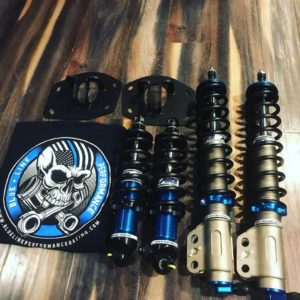 BLP Spec Double Adjustable Custom G8 & PPV Suspension Kit