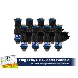 FIC FUEL INJECTORS – 660cc – LSA/LS3/LS7/L76 FITMENT – IS303-0660H