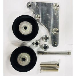 ADM IDLER BRACKET, IDLER PULLEYS FOR LSA CAMARO SS KIT – ADMIBPS