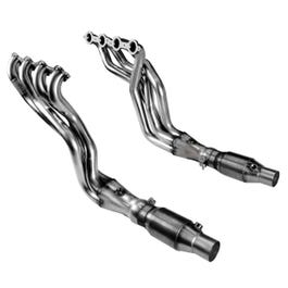 1-7/8″ SS Headers & Catted OEM Connection Pipes. 2014-2015 Camaro Z28